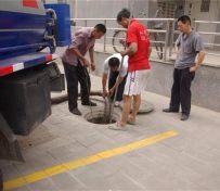 宁波下水道疏通、市政疏通工程