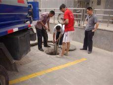 东莞麻涌管道疏通 疏通管道 清理化粪池 开挖管道