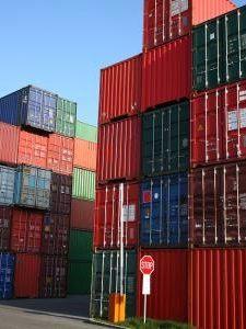 海口集装箱物流运力