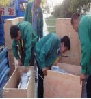 兢业物流专业包装服务